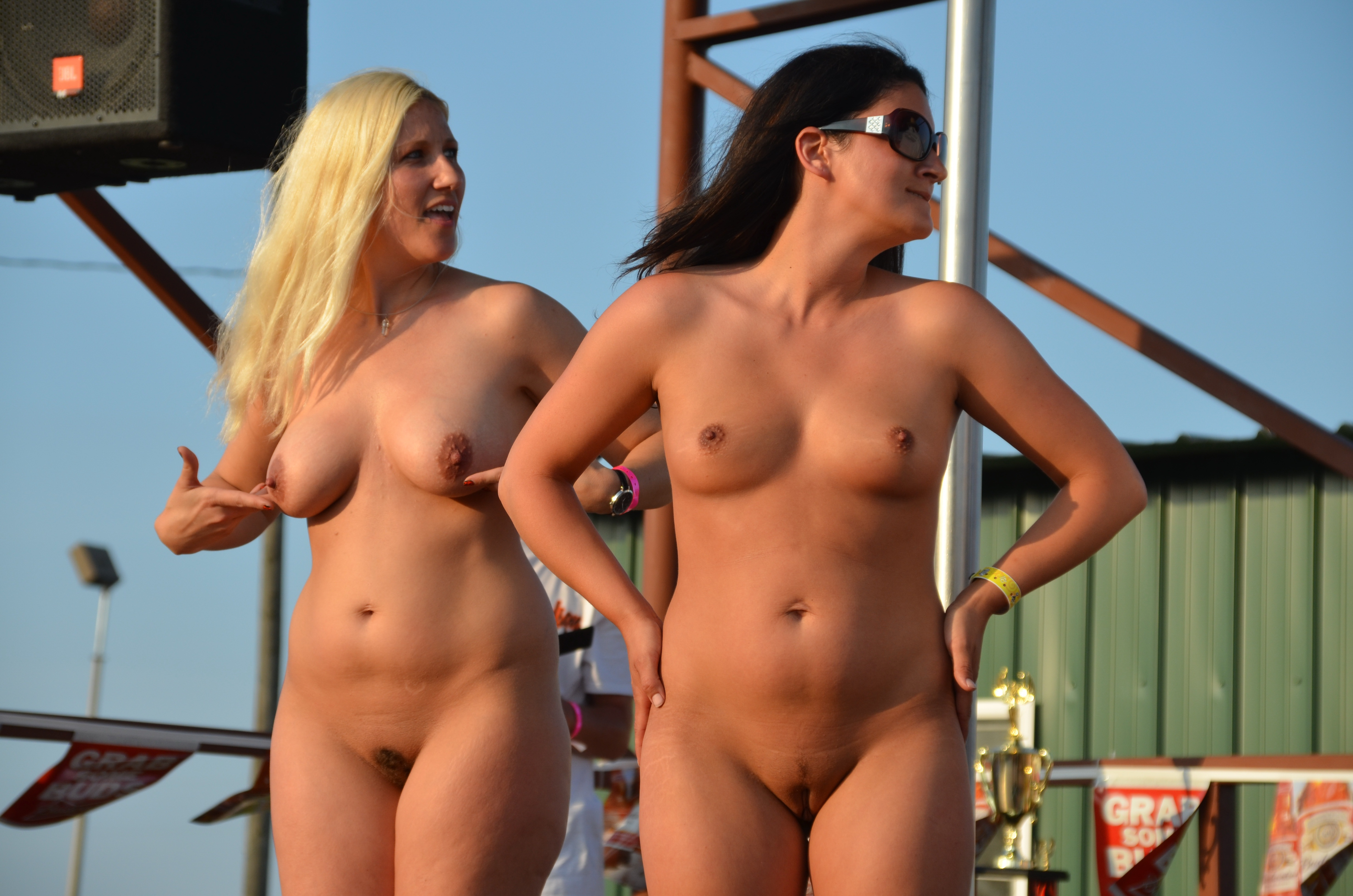 Motorcycle rally nude pictures excellent