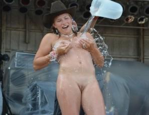 Wet Tee Shirt Contest Nude 6
