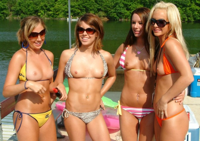 toples girls at havasue