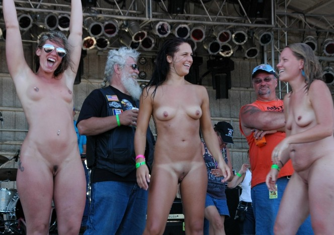 You wet t shirt contest biker babes matchless